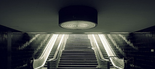 Stairs by Andreas Levers