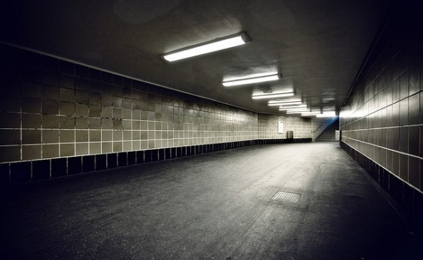 Tunnel by Andreas Levers
